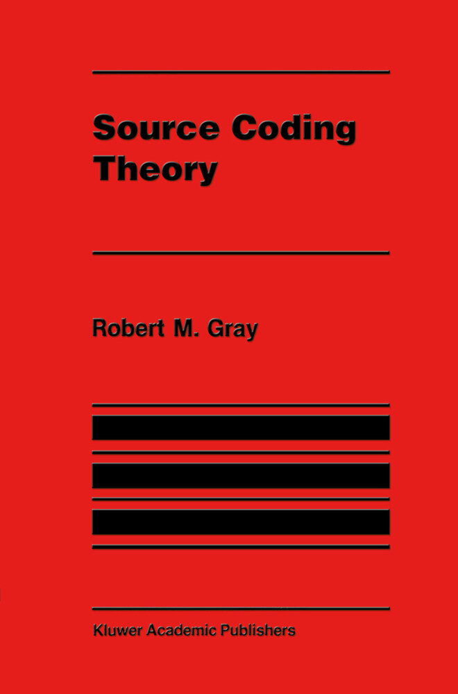 Source Coding Theory als Buch