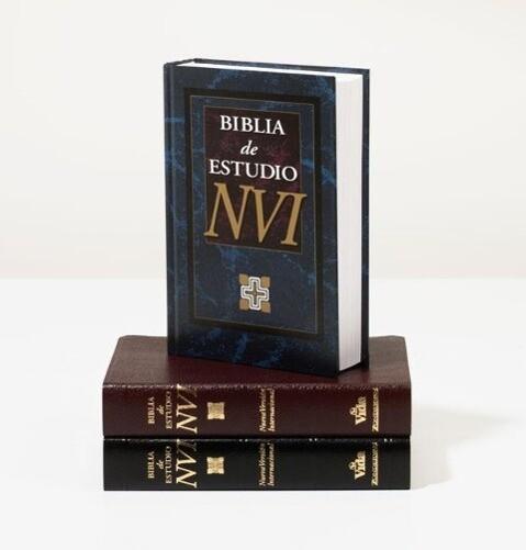 Biblia de Estudio-Nu als Buch