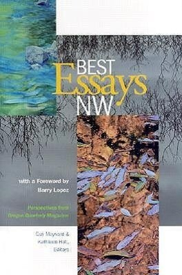 Best Essays NW: Perspectives from Oregon Quarterly als Buch