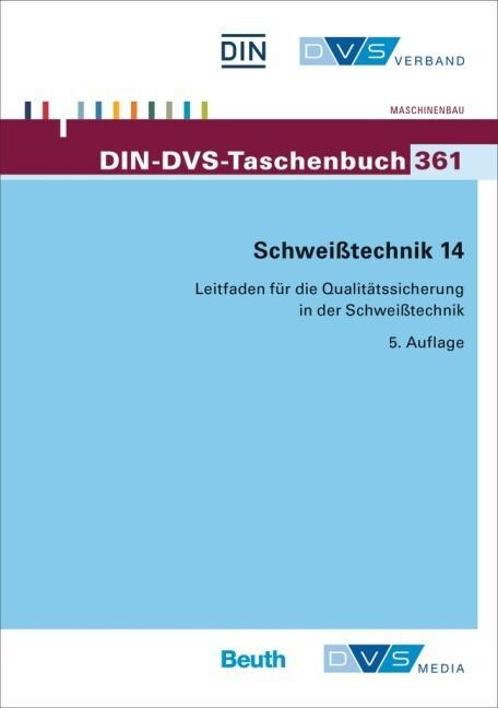 Schweißtechnik 14 als Buch von