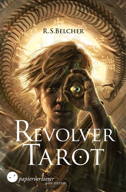 Revolver Tarot als Buch