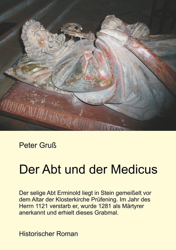 Der Abt und der Medicus als Buch von Peter Gruß