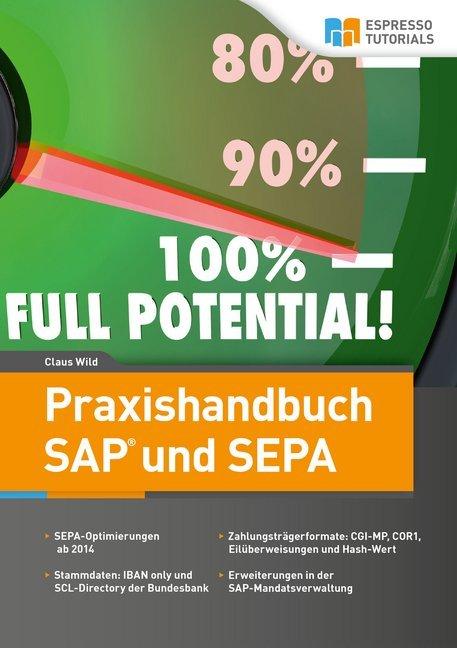 Praxishandbuch SAP und SEPA als Buch von Claus ...