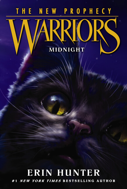 Warriors: The New Prophecy #1: Midnight als Tas...