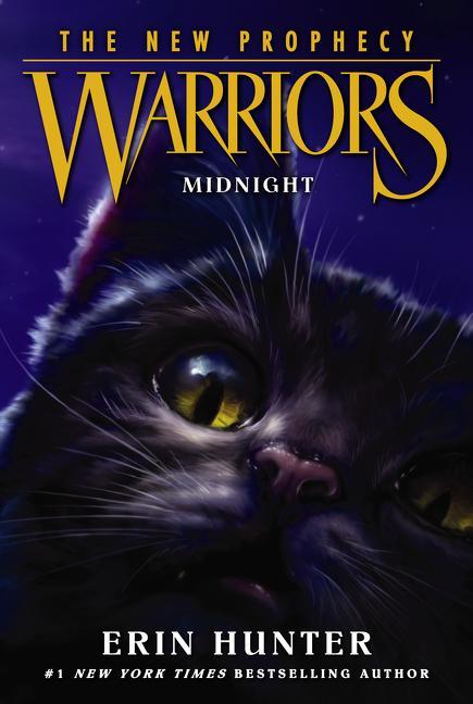 Warriors: The New Prophecy #1: Midnight als Tas...