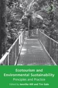 Ecotourism and Environmental Sustainability als Buch (gebunden)