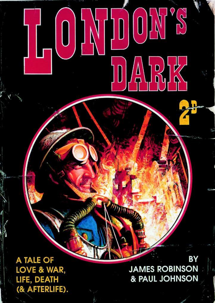 London's Dark als Taschenbuch