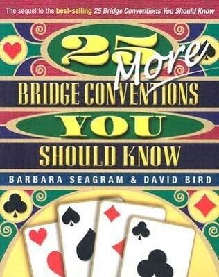 25 More Bridge Conventions You Should Know als Taschenbuch