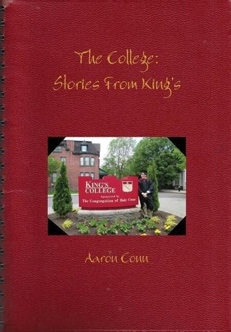 The College als Buch von Aaron Conn