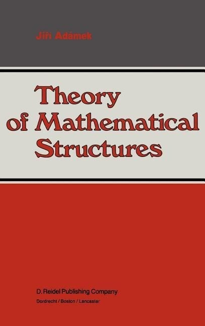 Theory of Mathematical Structures als Buch