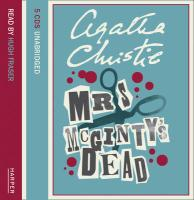 Mrs.McGinty's Dead als Hörbuch