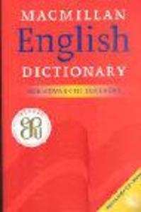 DICT.MACMILLAN ADVANCED ENGLISH+CD RTCA als Taschenbuch
