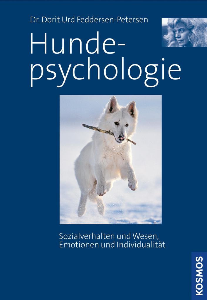 Hundepsychologie als eBook Download von Dr. Dor...
