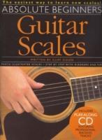 Absolute Beginners : Guitar Scales als Taschenbuch