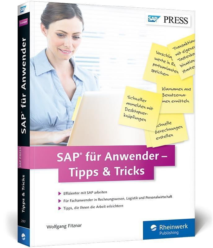SAP für Anwender - Tipps & Tricks als Buch von ...