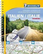 Michelin Straßenatlas Italien 1 : 300 000 mit Spiralbindung