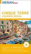 MERIAN live! Reiseführer Cinque Terre, Ligurien, Genua