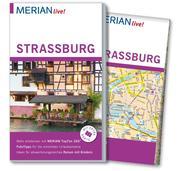 MERIAN live! Reiseführer Straßburg