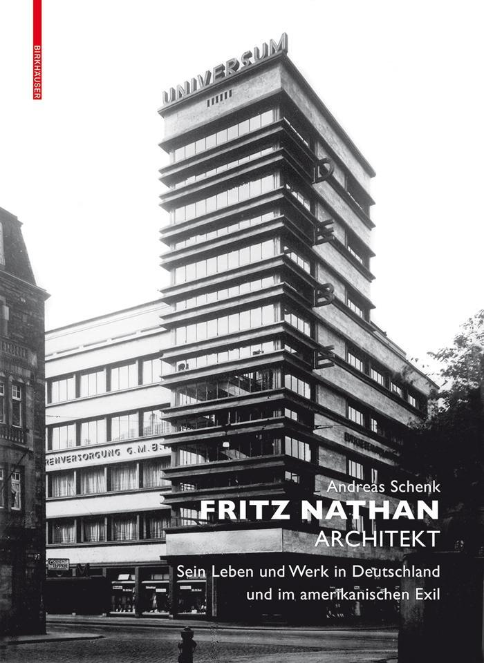 Fritz Nathan - Architekt als eBook Download von...