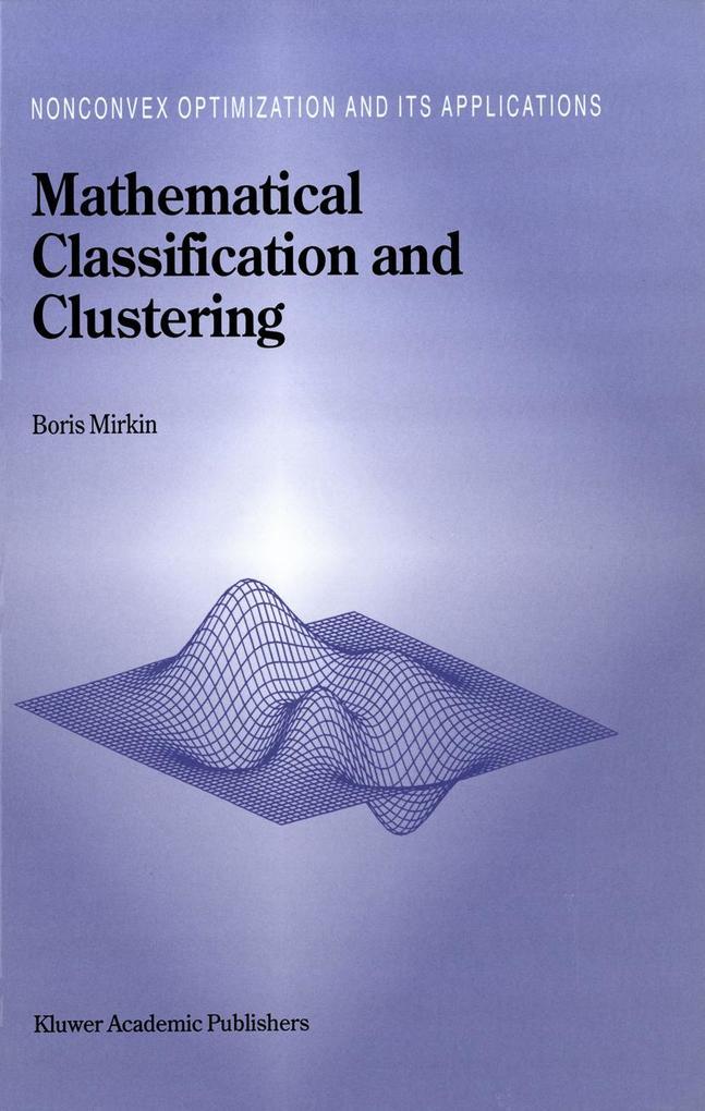 MATHEMATICAL CLASSIFICATION & als Buch