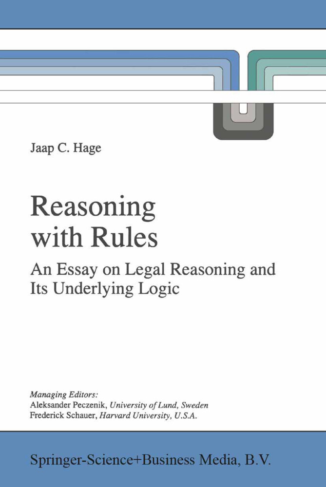 Reasoning with Rules als Buch