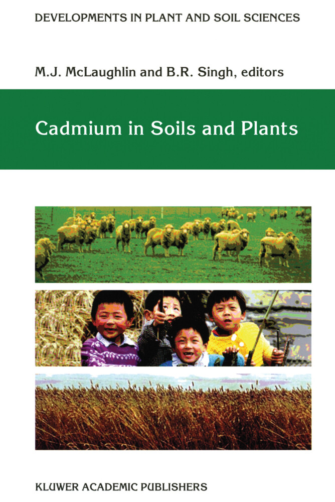 Cadmium in Soils and Plants als Buch