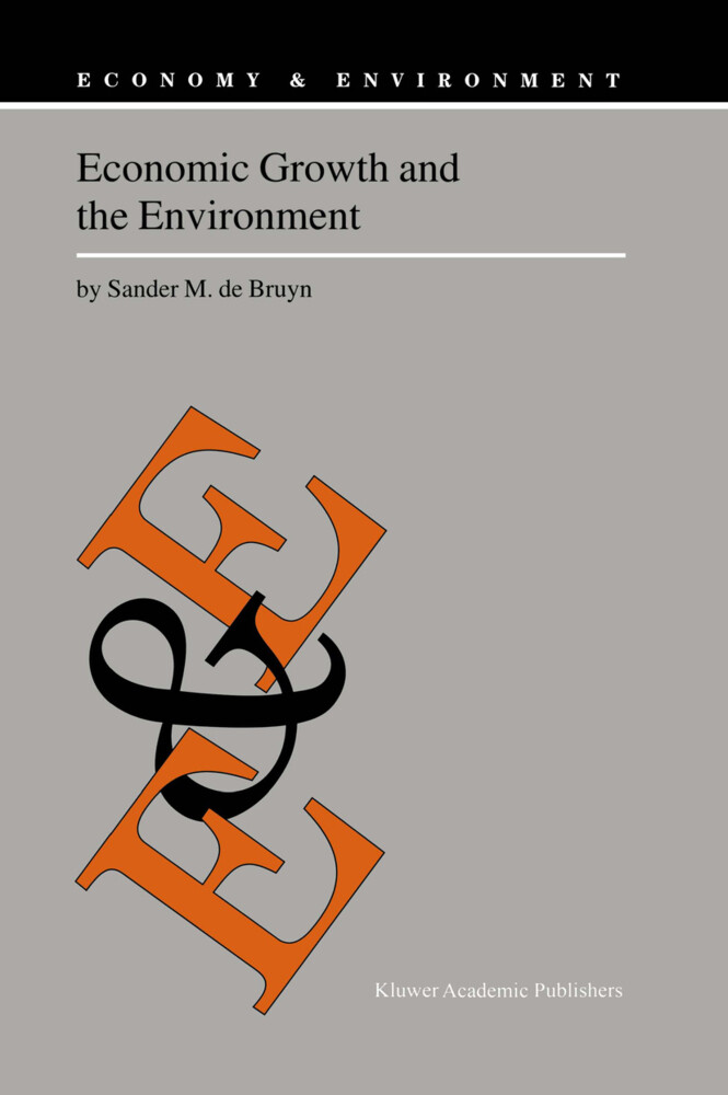Economic Growth and the Environment: An Empirical Analysis als Buch
