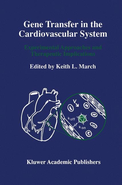 Gene Transfer in the Cardiovascular System als Buch