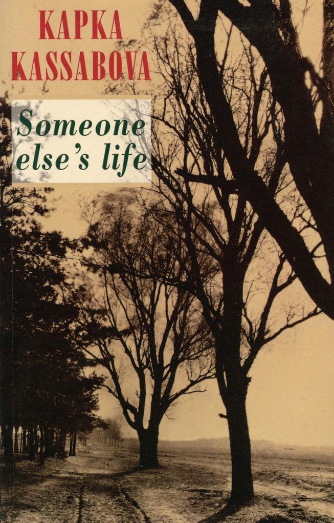 Someone Else's Life als Taschenbuch