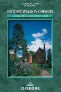 Historic Walks in Cheshire als Buch