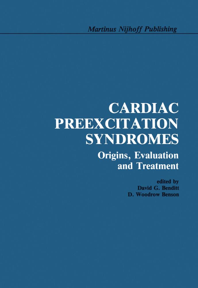 Cardiac Preexcitation Syndromes als Buch von