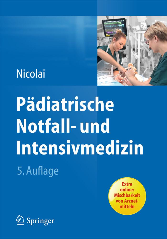Pädiatrische Notfall- und Intensivmedizin als B...