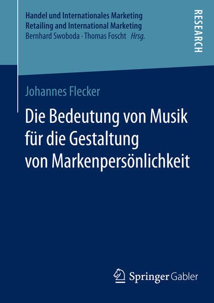 Die Bedeutung von Musik für die Gestaltung von ...