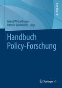 Handbuch Policyforschung
