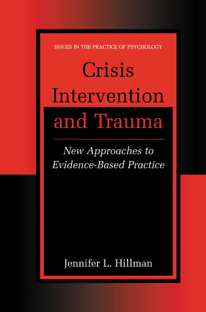 Crisis Intervention and Trauma als Buch von Jen...