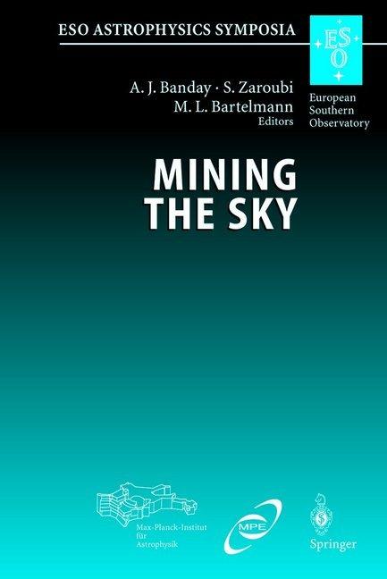 Mining the Sky als Buch von