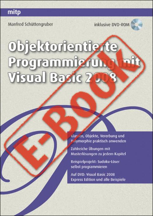 Objektorientierte Programmierung mit Visual Bas...