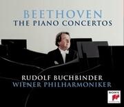 Beethoven: Die Klavierkonzerte