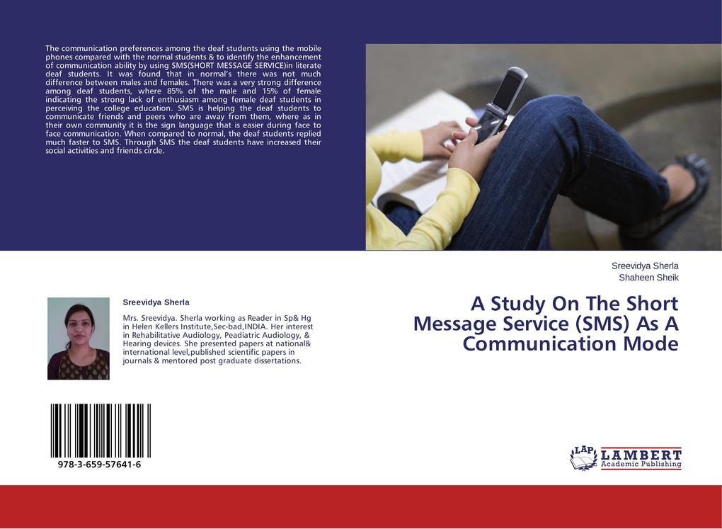 A Study On The Short Message Service (SMS) As A...