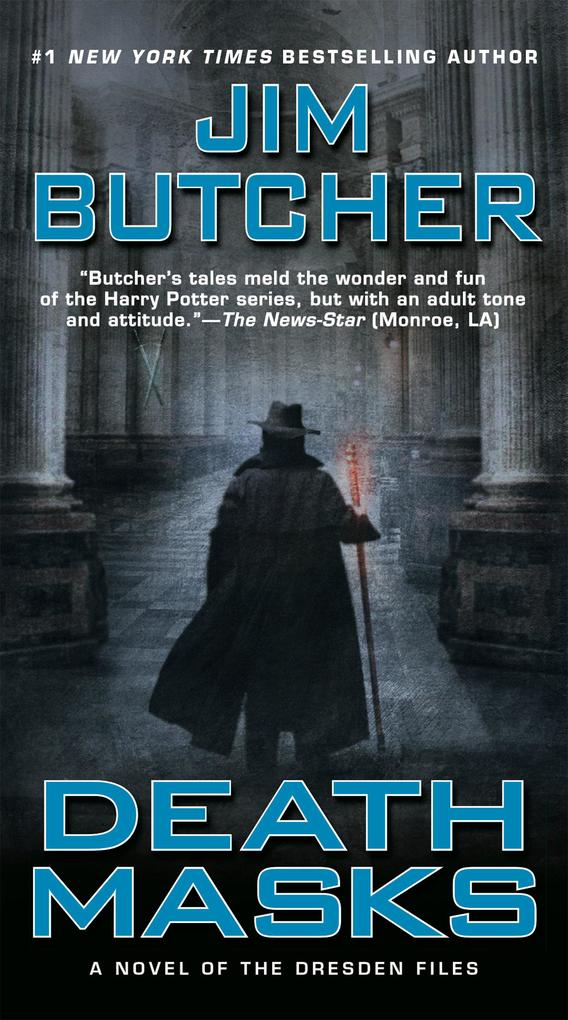 Death Masks als Taschenbuch