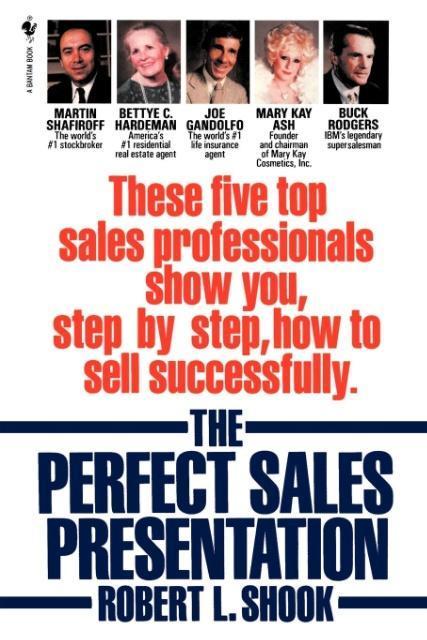 The Perfect Sales Presentation als Taschenbuch