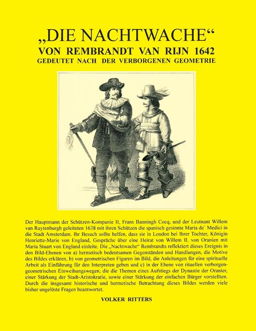 Die Nachtwache von Rembrandt van Rijn 1642 - Ge...