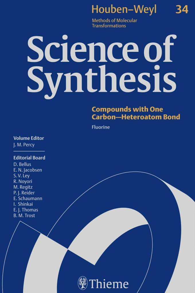 Science of Synthesis: Houben-Weyl Methods of Mo...