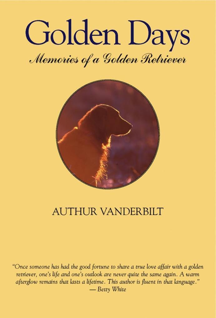 Golden Days als eBook Download von Arthur Vande...