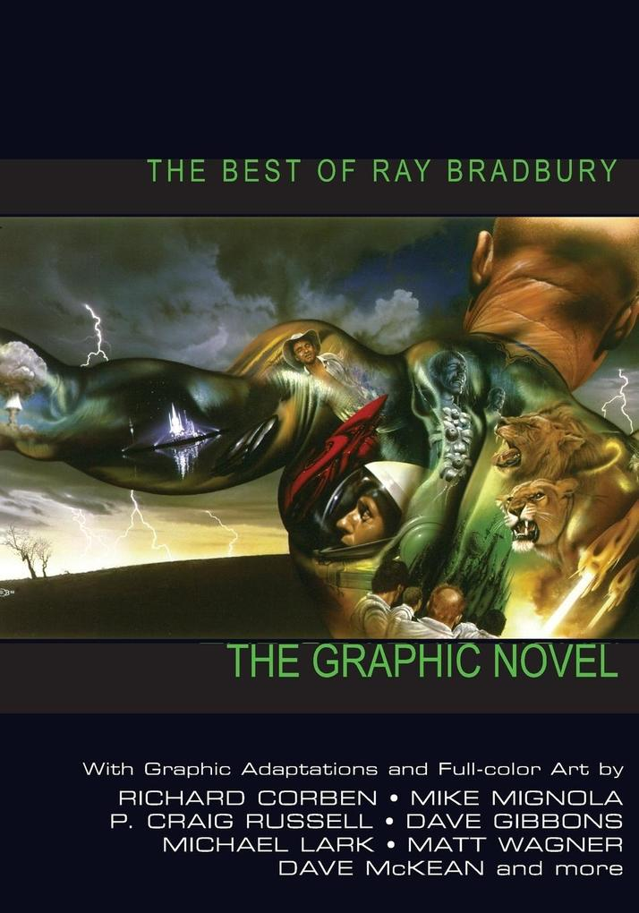 The Best of Ray Bradbury als Buch