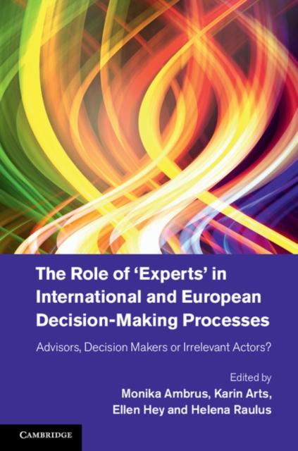 Role of ´Experts´ in International and European...