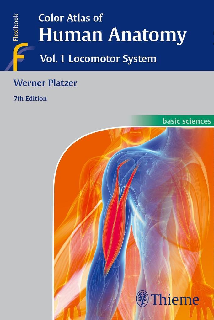 Color Atlas Of Human Anatomy Buch Werner Platzer
