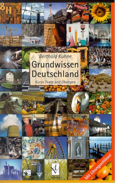 Grundwissen Deutschland als Buch