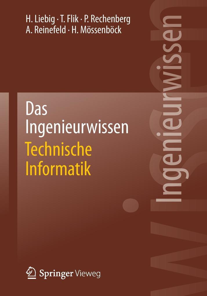 Das Ingenieurwissen: Technische Informatik als ...