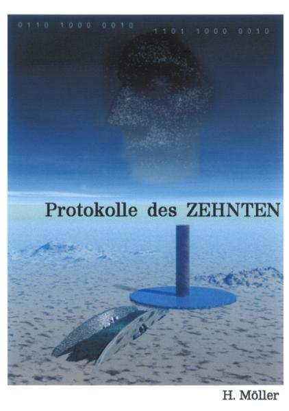 2070 Protokolle des ZEHNTEN 2075 als Buch